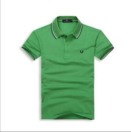 68b2cf7da0 camisas polo poliéster para homens Desconto 2019 venda Quente Polo Homem Da  Marca Camisa de Lazer