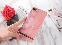 2019 cover iphone chic Mytoto glänzend marmor telefon case für iphone 7 case fashion chic gold bar rückseite harte pc fällen für iphone7 7 plus fundas coque günstig cover iphone chic