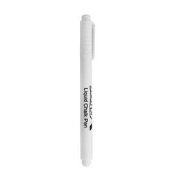 Белая жидкая ручка / маркер для стеклянных окон классная доска Доска канцелярские товары для офиса, как показано на рисунке от