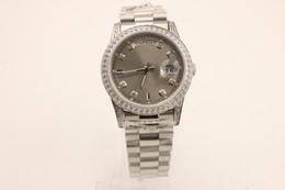Мужские часы онлайн-2019 горячая распродажа мужские часы часы женские автоматические часы 36 мм размер сапфировое стекло высокое качество женские часы марки