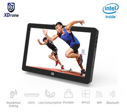 tableta usb hdmi wifi Rebajas 2019 Mini PC Tablet Windows 10 Hogar portátil Oficina de negocios Intel Z8350 8