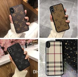 Wholesale Top qualität marke designer case für iphone plus x xs max xs case abdeckung luxus silikon phone cases für iphone s s plus zurück fällen