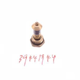 Комплектный клапан онлайн-Бесплатная доставка 2 шт./лот термостатический клапан core kit тепловой клапан 39441944 для Ingersoll Rand винт роторный воздушный компрессор частей