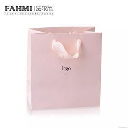 Produtos de doces on-line-FAHMI Clássico Generoso Doce Moda Jóias Saco Protetivo Saco de Presente Produtos Periféricos Direto Da Fábrica de Vendas