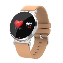 Deutschland Bluetooth sports intelligente Uhr langes Batterielebensdauerschlaf IP67 wasserdichtes intelligentes Gesundheitsüberwachungs-Abnutzungsarmband E28 des Farbbildschirms supplier bracelet intelligent sports android Versorgung