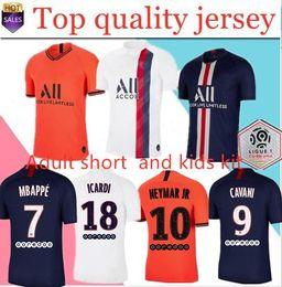 2019 uniformes de paris nouveau Nouveau football de 2020 uniformes 2019 Paris jersey camouflage jersey camisetas de jersey futbol hommes / enfants de uniformes de paris pas cher