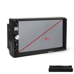 Roda de ligação on-line-Espelho Link 7 '' NOVO 7035B CAR Rádio Vídeo MP3 Player Com Volante Contro