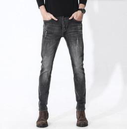 2019 leggings meilleure couleur 2019 Nouveau best-seller lumière couleur jeans élastiques leggings mince rouge net hommes Pantalons taille de la vente directe d'usine 28-38 leggings meilleure couleur pas cher