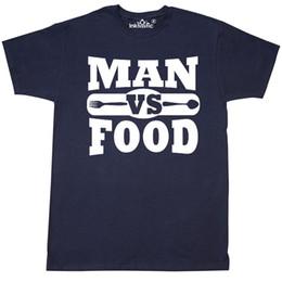e4608988 Inktastic Man Vs Food T-Shirt 4th Of July Bbq Dad Fathers Day Humor Funny  Mens Men Women Unisex Fashion tshirt Free Shipping