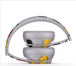 2019 bass germogli cuffie Cuffie Bluetooth wireless HOT Mickey Quality 3.0 Cuffie più recenti 3.0 con scatola al dettaglio Cuffie da studio music sol 3