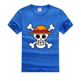 2019 anime tshirts Herren Einteiler Luffy Harajuku Lustige Baumwolle T Shirts Unisex Sommer Baumwolle Workout Tshirts Anime Tops 01 günstig anime tshirts
