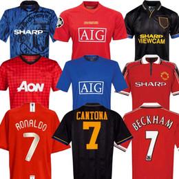 2019 jersey de deutschland Top Man 2006 2007 2008 90 92 96 Estados retro UCL último partido en casa del Manchester United Jersey 1993 camisa 1994 1998 2010 2011 2013 Estados RONALDO