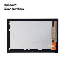 Pantalla táctil lcd pad online-Para ASUS ZenPad pad 10 Z300M P00C Pantalla LCD Pantalla táctil Digitalizador Conjunto de vidrio + Herramientas