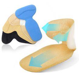 2019 силиконовые подушки для ног Т-образные накладки на пятки для ног Противоскользящая подушка для защиты пятки вкладыша Силиконовый гель Стелька на высоком каблуке для ухода за ногами дешево силиконовые подушки для ног
