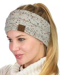 Bandeau tricoté Adultes Homme Femme Sport Hiver Bonnets chauds Accessoires pour cheveux Boho Yoga Bandeaux Fascinator Chapeau Oreille Tête Robe Headpieces ? partir de fabricateur