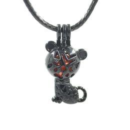 Placas de ostra on-line-Venda quente 100 peças de alta qualidade banhado a gaiola de pérola negra moda feminina necklac pingente para akoya ostra jóias diy frete grátis