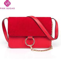 Les sacs à main de designer rose sugao sacs à main sacs à bandoulière étoiles style messenger sacs 2019 nouveau sac bandoulière de mode en cuir pu ? partir de fabricateur