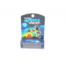 Nuevo Moonrock Clear Carts Vape Cartuchos 1.0 ml Tanque de vidrio Bobina de cerámica Aceite grueso Atomizador Blue Moon Rock 510 Vaporizador 7 Etiqueta engomada del sabor desde fabricantes