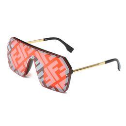 2019 óculos transparentes oversized atacado Mulheres de luxo designer de marca sunglass atitude óculos de sol quadrado logotipo na lente dos homens marca designer óculos de sol brilhante Marca de ouro preto com caixa