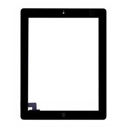 (Testé) Pour iPad 2 3 4 A1395 / 6/7 A1416 A1430 A1403 A1458 A1459 A1460 Panneau externe de l'écran tactile du numériseur + bouton d'accueil + autocollant DHL gratuit ? partir de fabricateur