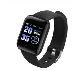 2019 32g uhr 2020 neuer Sport Smart Watch Herzfrequenzuhr Smart-Armband Sport-Blutdruck-Smartwatch Smart-Band wasserdichter Android Smartwatch