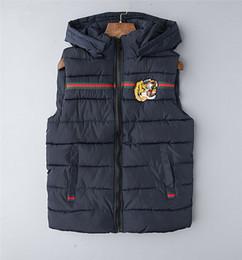 2020 nuove donne degli uomini Gilet Mens maniche giacca da uomo imbottito di cotone Vest Autunno Inverno rarb casualgucci cappotti Maschio Gilet da