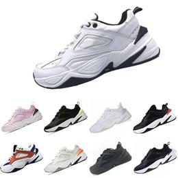 con el diseñador de la caja Monarch corriendo M2K Tekno Dad Hombre Calzado deportivo Phantom mujer Zapatillas Unisex mujer Volt Mujer Formadores de moda desde fabricantes