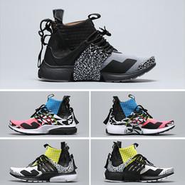 88a4956a38e zapatos hombres botas de camuflaje Rebajas Acronym x Nike Air Presto Mid  Marca ACRONYM X Presto
