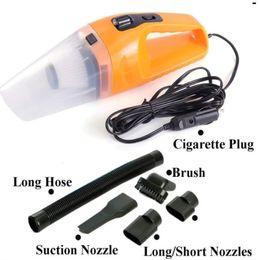 Aspirapolvere per auto Aspirapolvere portatile portatile ad alta potenza LeadCon DC 12v ad alta potenza da spazzole di pulizia dei tipi fornitori