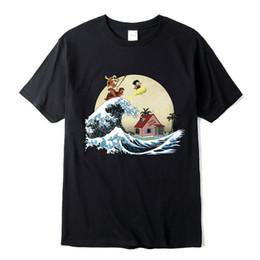 vêtements de marque z Promotion 100% coton T-shirt de haute qualité mode casual Z Goku impression t shirt hommes Harajuku marque vêtements tshirt