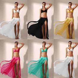 2019 саронг пляж платья моды Пляжное платье бикини прикрыть сексуальное укутывание женщин летние купальники саронг юбка 5 цвет мода дешево саронг пляж платья моды