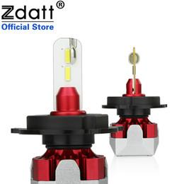 2019 automobil-led-scheinwerfer ZdaSmall H7 LED H4 H11 Autoscheinwerferlampe 12000LM H8 H1 H9 HB3 9005 9006 HB4 100W 6000K 12V 24V Lampe Auto Automotive günstig automobil-led-scheinwerfer