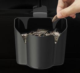 2019 автомобильный зонт Портативный автомобильный стайлинг хранения Barrel ABS Многофункциональный крючок Зонт Вешалка спинки сиденья боковые двери дешево автомобильный зонт