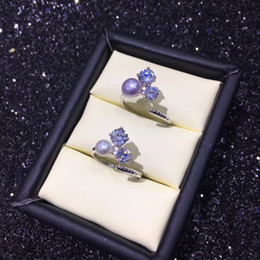 impostazioni per pietre Sconti Promozioni per feste Regolabile Anello Impostazioni Risultati Montaggi Parti per Oyster Edison Perle Coralli Perle di giada Perle di pietra