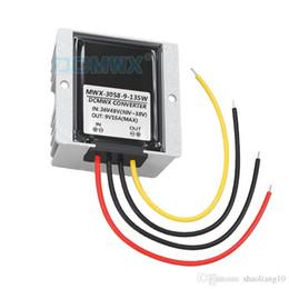2019 power inverter geführt DCMWX®-Buck-Spannungswandler 36V48V wandeln in 9V-Auto-Tiefsetzsteller um. Eingang DC30V-58V Ausgang 9V1A2A3A5A6A7A8A10A15A wasserdicht