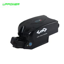 Canada Batterie de vélo électrique Bafang BBS02 utiliser LG 18650 batterie 48V 11.6AH au lithium avec chargeur 25A BMS 54.6V 2A Offre