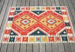 Alfombras turcas online-Lana turca Kilims hecho a mano de alfombras de felpa de Turquía para el corredor de la alfombra de lujo geométrica del dormitorio las alfombras de lana de tejer