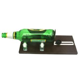 Ferramentas de corte de vidro ajustadas do cortador alto da garrafa da liga de alumínio para a garrafa de cerveja UEJ do vinho de Fornecedores de kits de beleza grátis