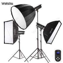 2019 fotografische lichtkits LED-Video-SunLight-Set 200W fotografische Lichtanzug Live-Studio Fill Light Kamerapaket Filmaufnahmen-Kit CD50 T10 günstig fotografische lichtkits