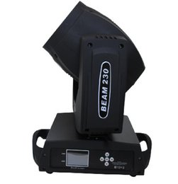 Lampada da 230W a testa mobile Lampada 7R Philps / Osram a rotazione 8-faccia Prisma 16CH per Stage Disco Club DJ Light da