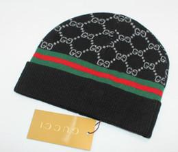 Любители бейсбола онлайн-Высокое качество роскошные Осень Зима вязаные шапки для мужчин Женщины Бейсбол шапочки любителей шапки мода повседневная письмо шляпы для мужчин дизайнер Cap