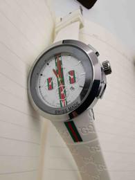 Relógios mens on-line-Top de Alta Qualidade A Moda Mulheres Pulseira De Borracha Relógios Novos Mens Relógios Um Marca Relógios Mulheres Moda Relógio De Pulso Por Atacado GC LOGOTIPO
