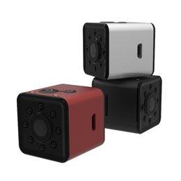 2019 проволока для мини-кулачков SQ13 Цифровая Камера 4 К Wi-Fi Водонепроницаемая Камера 1080 P HD Видеорегистратор Инфракрасный Ночной Обнаружения Мини-Камера 155 Градусов Вращения