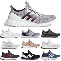 2019 обувь для обуви Adidas Ultra Boost 4.0 UB Shoes Ультра кроссовки тройной белый черный CNY Показать свои полосы Candy Cane Oreo Orca Женщины Мужские спортивные кроссовки 36-45 дешево обувь для обуви