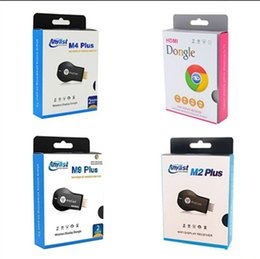 2019 wi fi stick Anycast m2 m4 m9 plus ezcast Miracast Any Cast Беспроводной DLNA AirPlay Зеркало HDMI TV Stick Wi-Fi Дисплей Dongle приемник для IOS Android дешево wi fi stick