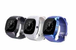 Il telefono smart card bluetooth T8 guarda gli orologi smart wear del misuratore di movimento passo da