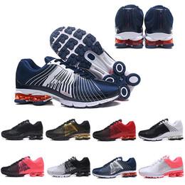 ea23875b70f7d8 chaussures de course sans lacets Promotion Livraison Gratuite Shox Deliver  625 Chaussures De Course Pour Hommes