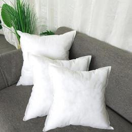 Cuscino standard Cuscino Nucleo Cuscino interno Decorazioni per la casa Bianco Decorazioni per la casa Cuscino Inserto di riempimento Nucleo quadrato HH4 da