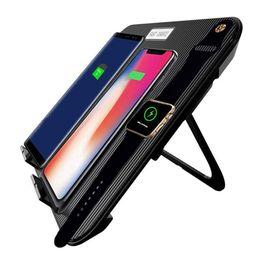 Canada Chargeur sans fil 4 en 1, station d'accueil de chargement rapide sans fil avec adaptateur USB compatible avec les appareils AirPods / iPad / iWatch pour iPhone et autres appareils Qi Offre
