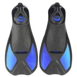 flippers di nuoto per adulti Sconti Snorkeling Immersioni Nuoto Pinne Adulti Bambini Nuoto Pinne Bambini Pinne Sport acquatici